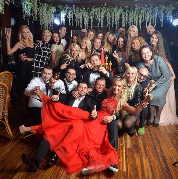 Ольга Бузова с гостями