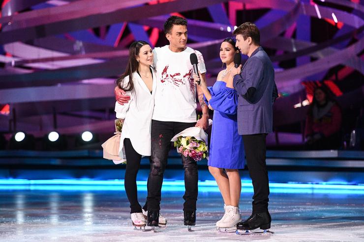 Алина Загитова от эфира к эфиру прогрессирует и возможно скоро сможет составить конкуренцию самой Екатерине Андреевой