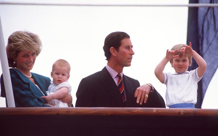 Бывшая девушка принца даже появилась на венчании в Соборе Святого Павла