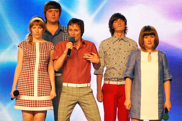 Широкую популярность Гудков обрел благодаря играм в команде «Федор Двинятин»