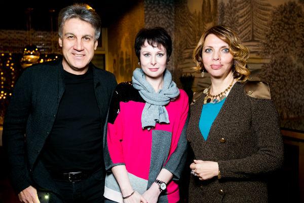 Алексей Пиманов и Ольга Погодина поддержали Екатерину