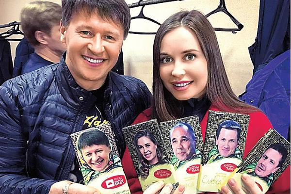 Юлия Михалкова похвасталась подарками от поклонников
