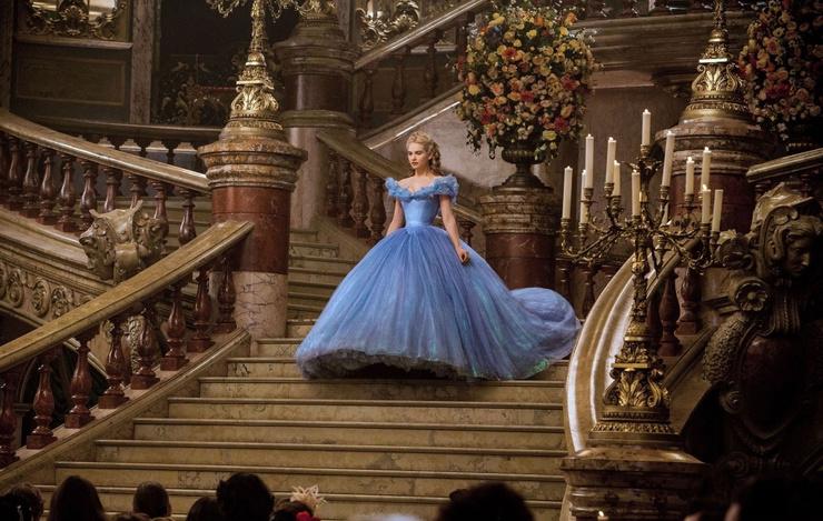 Платье «Золушки», которое произвело неизгладимое впечатление на Викторию Дайнеко