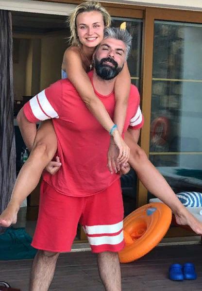Полина и Дмитрий живут в законном браке четыре года