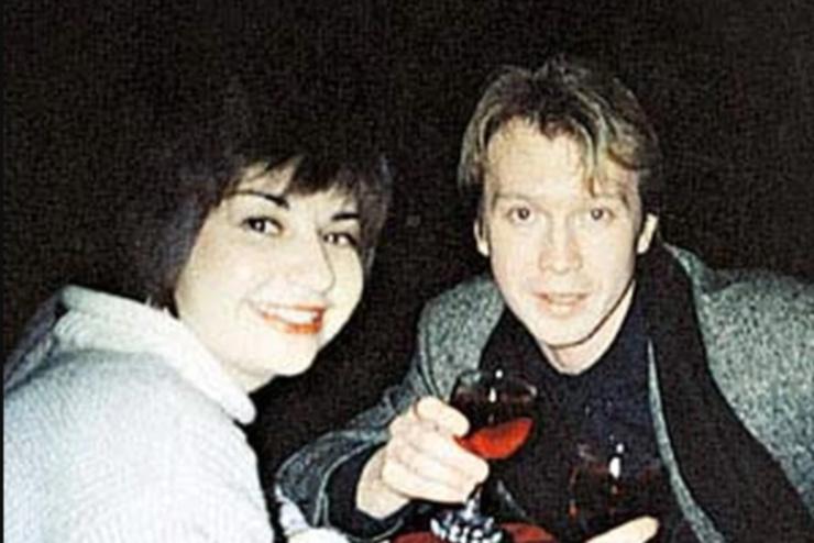 Первой любовью артиста была однокурсница Маша Горелик