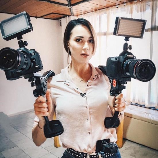 Настасья Самбурская ведет передачу «Ревизорро» с ноября прошлого года