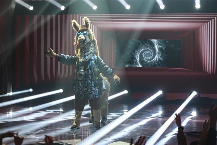 Лама шокировала зал своим прекрасным вокалом