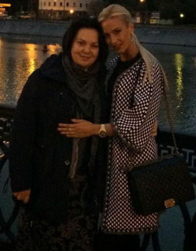 Ольга Бузова с мамой Ириной Александровной