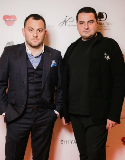 Андрей Гришин и Артем Сорокин (агентство Fashion Events)
