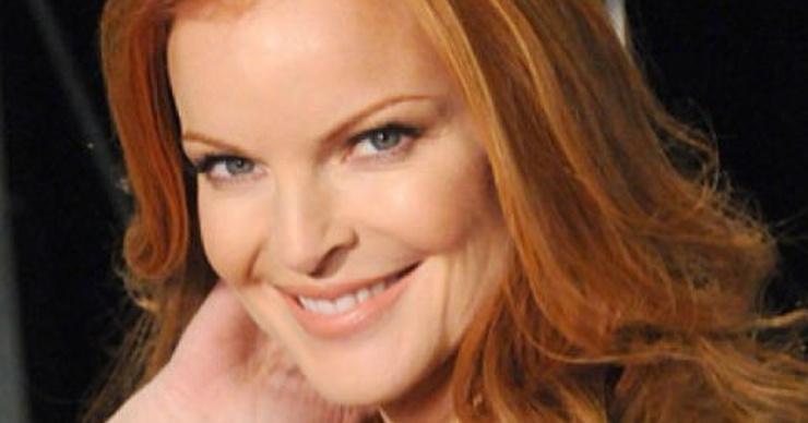 Звезда «Отчаянных домохозяек» лишилась волос в борьбе с раком
