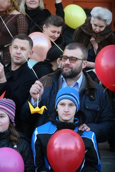 Новости: Михаил Пореченков поддержал пациентов детского хосписа – фото №2