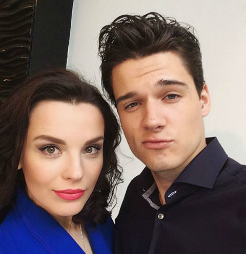Ксения Лукьянченкова и Иван Жвакин гордятся одинаковым цветом волос