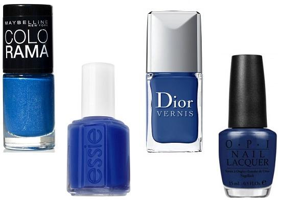 Лак для ногтей Maybelline Colorama, Essie, Dior, O.P.I