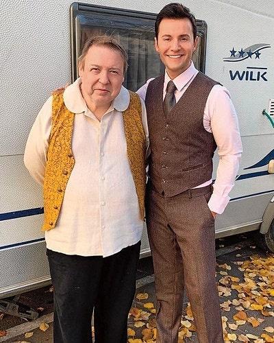 Александр Семчев и Вячеслав Манучаров