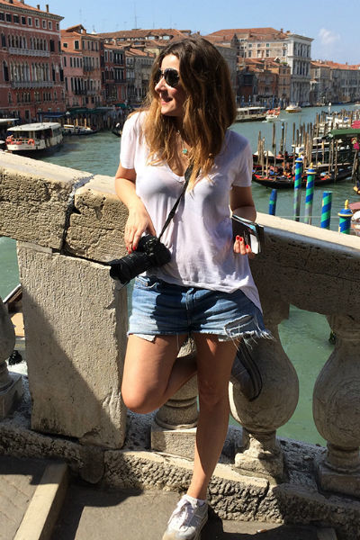 Жанна уже много лет живет в Италии