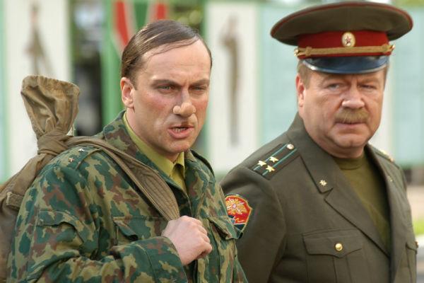 Служба в армии Дмитрию Нагиеву далась непросто