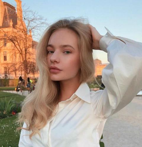 Лиза Пескова: «Папа никогда не орет»