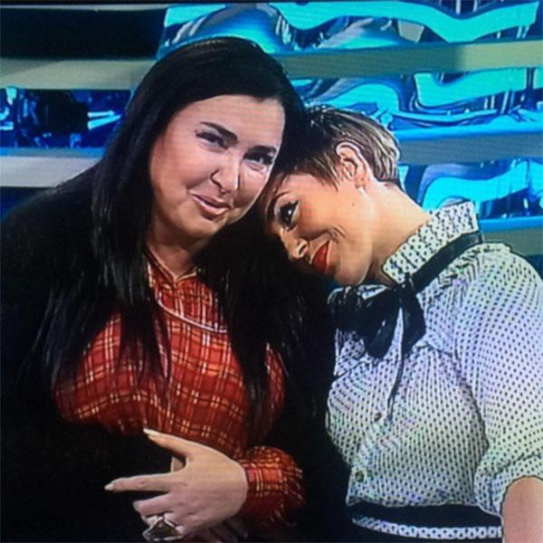 Лолита Милявская и Таня Терешина поговорили как близкие подруги