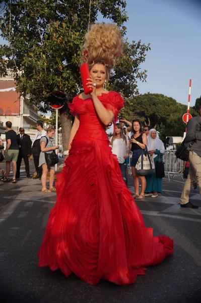 Новости: Лена Ленина опоздала на церемонию открытия Каннского кинофестиваля – фото №2