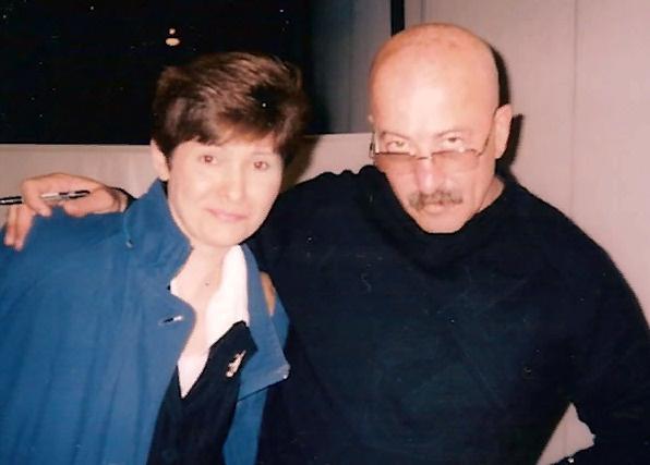 Наталья Вострикова и Александр Розенбаум