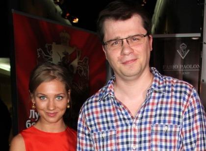 Кристина Асмус спровоцировала Гарика Харламова на ревность