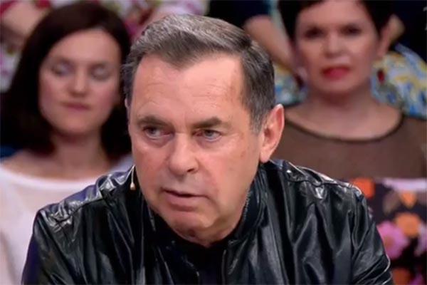 Супруг Любови Успенской Александр Плаксин