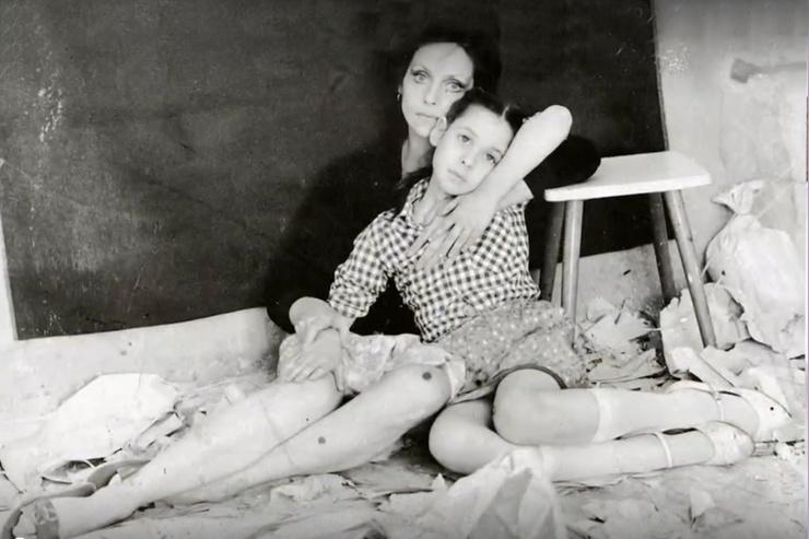 Однажды придя домой, Ян Майорович обнаружил, что там нет ни супруги, ни дочери