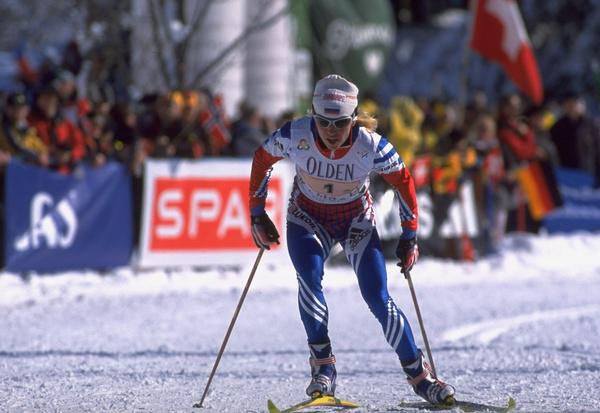 Резцова является двукратной олимпийской чемпионкой