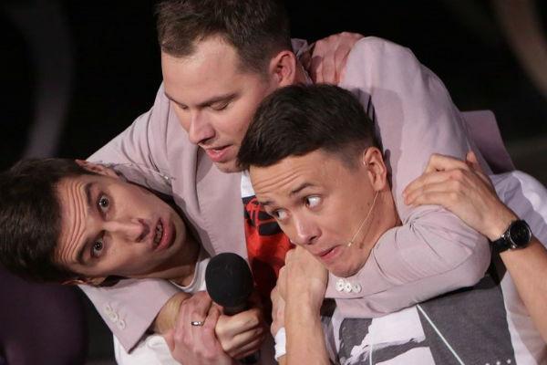 В рамках Comedy Club Илья выступает в составе трио «Иванов, Смирнов, Соболев»