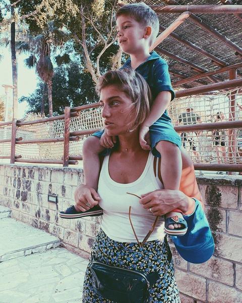 Нино уже успела познакомить Максима с сыном