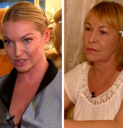 Анастасия Волочкова обвиняет домработницу в воровстве