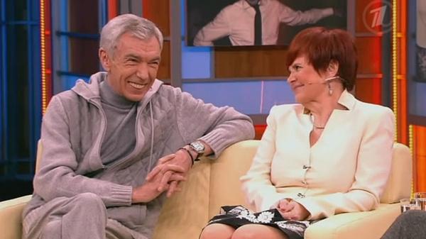 Элеонора Гравис стала второй женой Юрия Николаева