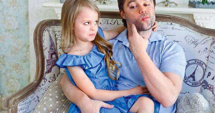 Дочь Виталия Гогунского: «Вырасту – стану папиным менеджером»