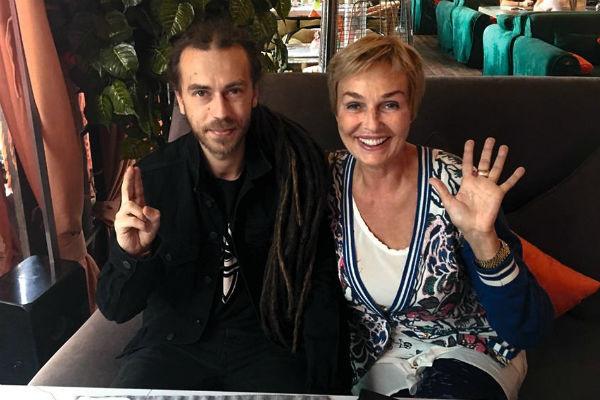 Толмацкий-младший давно дружил с Натальей Андрейченко
