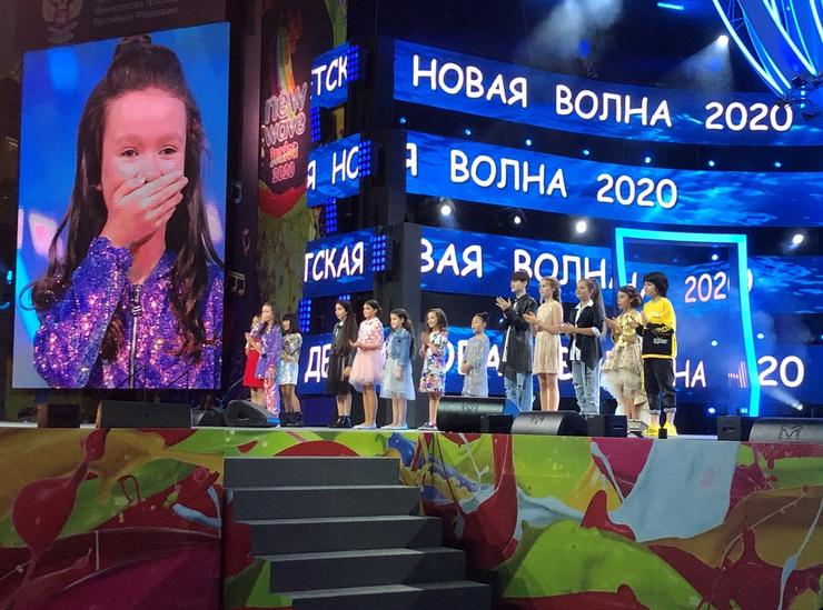 Финалисты «Детской Новой волны» узнают оценки жюри