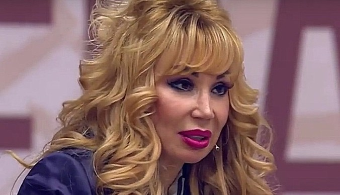 Старшая дочь Распутиной: «Спасибо маме, она меня не бросала»