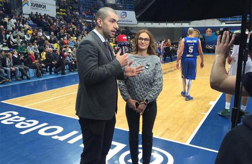 Алена Водонаева вернулась на телевидение