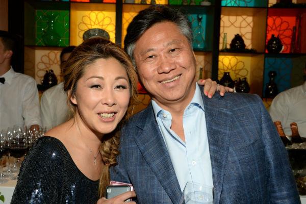 Анита Цой старается сделать все, чтобы супруг был счастлив рядом с ней