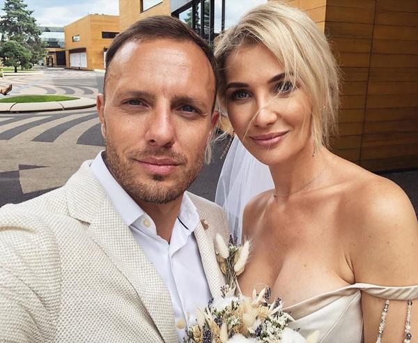 Ведущий Первого канала Тимур Соловьев женился