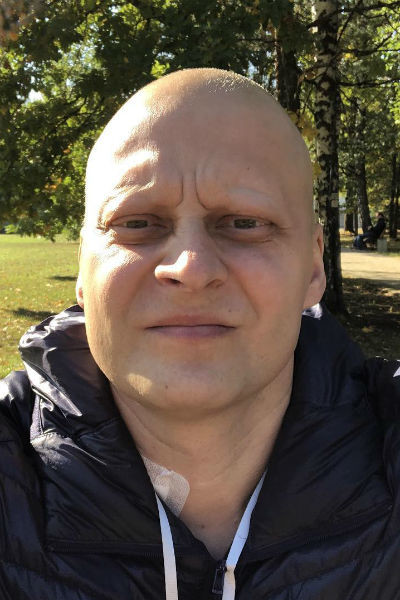Павленко прошел почти десять курсов химиотерапии