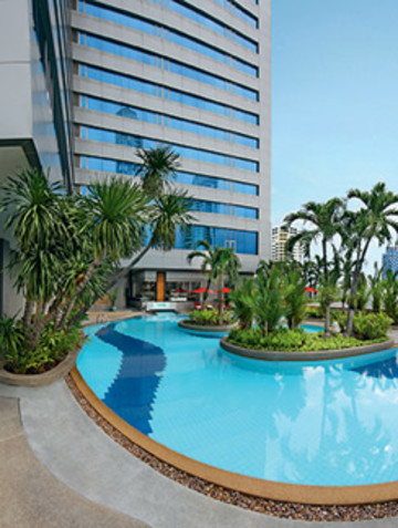 Отель Amari Watergate Bangkok