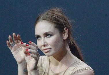 Ляйсан Утяшева отреагировала на жесткую пародию Екатерины Моргуновой в шоу «Игра»