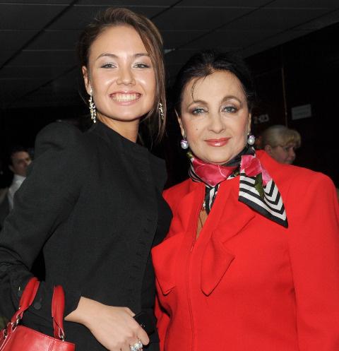 Ляйсан Утяшева и Ирина Винер