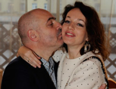 Михаил Грушевский  женился во второй раз