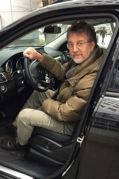 Леонид Ярмольник попал в ДТП еще в 2016 году