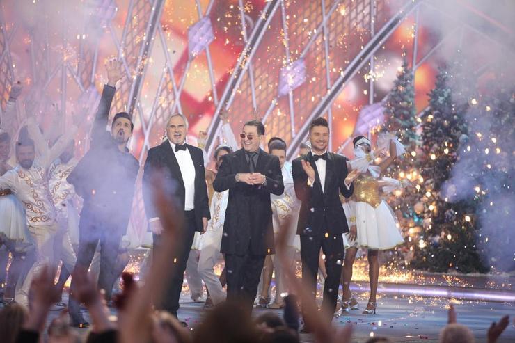 Зрители не увидят Валерия в новогоднюю ночь