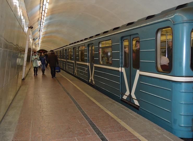 Трагедия произошла на станции метро «Дмитровская»