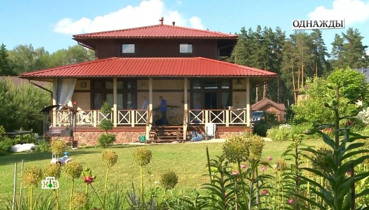 В этом доме провел последние годы жизни Лев Константинович