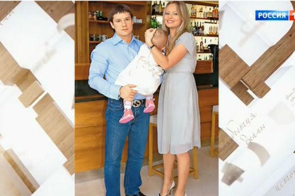 Дана до сих пор не может наладить нормальные отношения с отцом ее дочери