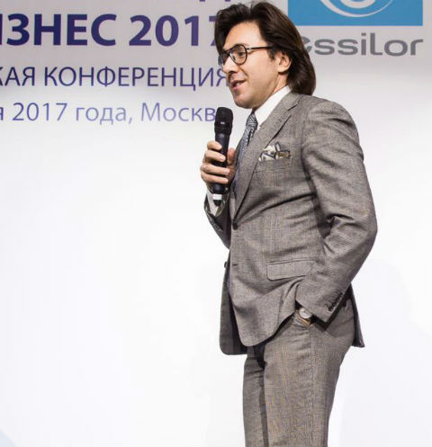 Андрей Малахов впервые снялся в рекламе